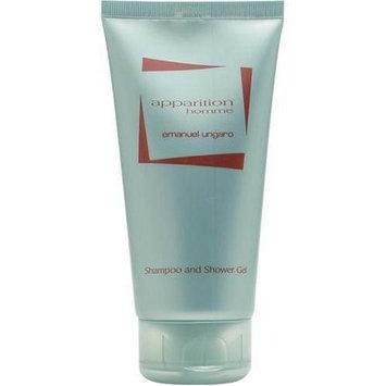 Apparition By Emanuel Ungaro For Men. Shampoo & Shower Gel 5.1 OZ