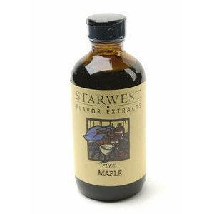 Starwest Botanicals Maple Flavor Extract