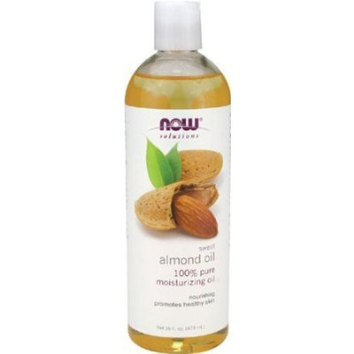 Now Foods Almond Oil 16oz (3-pack) Total 48oz