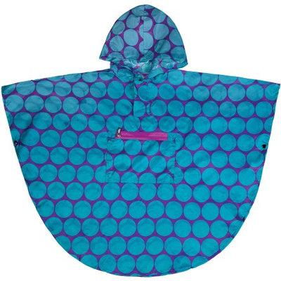 Wildkin Big Dot Aqua Poncho (ages 6-12)