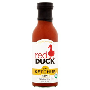 Red Duck Foods Redduck, Ketchup-Curry Om, 14 Oz (Pack Of 6)