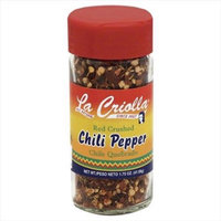 La Criolla 1. 75 oz. Red Crushed Chili Pepper, Case Of 12