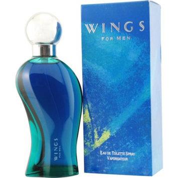 Wings 126430 Eau de Toilette Spray 1.7-Oz