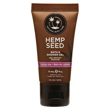 Earthly Body Eb Hemp Seed Shower Gel Skinny Dip 1Oz