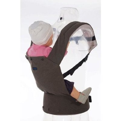 Patapum Baby Carrier Chocolate