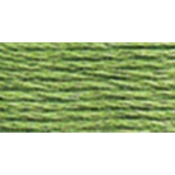 Bulk Buy: Anchor Six Strand Embroidery Floss 8.75 Yards Grass Green 4635-241