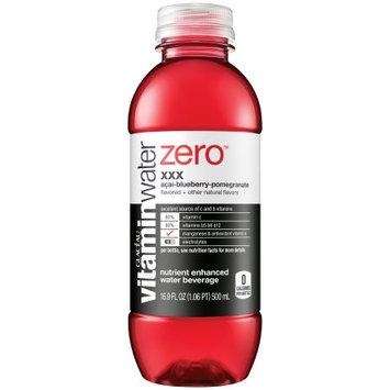 Glac au Glaceau vitaminwaterzero(TM) XXX, 16.9 Oz, Pack Of 24
