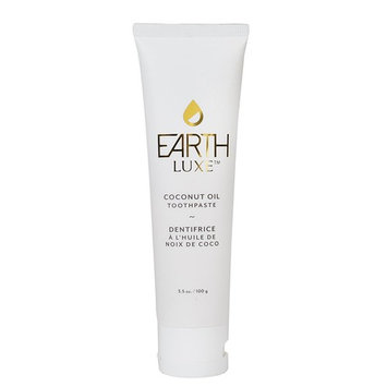 Earth Luxe 3.5 Ounce 100 Gram Coconut Oil Toothpaste