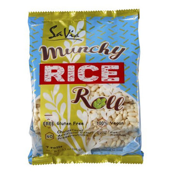 Savia Int'l Savia Munchy Rice Roll