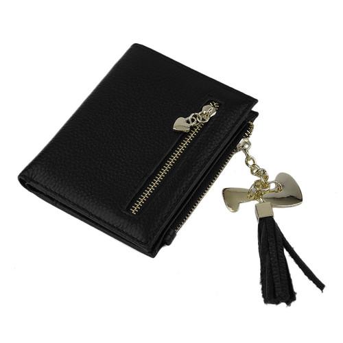 6808 Portable Fold Purse Vintage For Lady Fashion Women Wallet Fashion Handbag