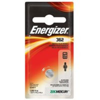 Energizer 362 ZERO-MERCURY Battery