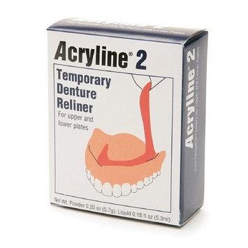 Acryline 2 Temporary Denture Reliner
