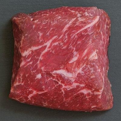 Australian Wagyu Beef Top Sirloin Center Cut Steaks, MS6-2 pieces, 10 oz ea