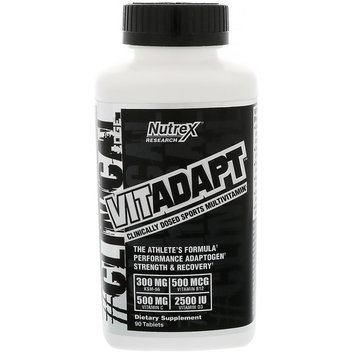Nutrex Research Labs, Vitadapt, 90 Tablets
