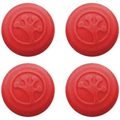 Innovative Gaming Grip-iT Red Analog Stick Covers for PS4, PS3, Xbox One and Xbox 360