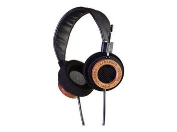 Grado RS2e Dynamic Open-Air Supra-Aural Stereo Headphones, Black