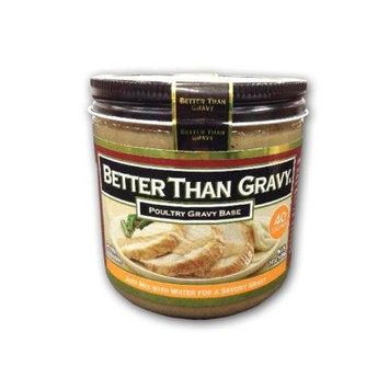Better Than Gravy Poultry Chicken Base Mix Family Value Size | 14 oz. jar