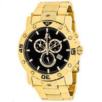 Jivago Men's Titan Watch Swiss Parts Quartz Mineral Crystal JV9124XL