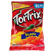 Fillers Tortrix Spicy 0.88 oz (Pack of 12) (Pack of 6)