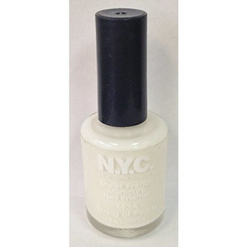 NYX Colors NYC In-a-minute Quick Dry Nail Polish with Minerals, French Manicure 143A