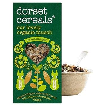 Dorset Cereals Organic Muesli 780g - Pack of 6