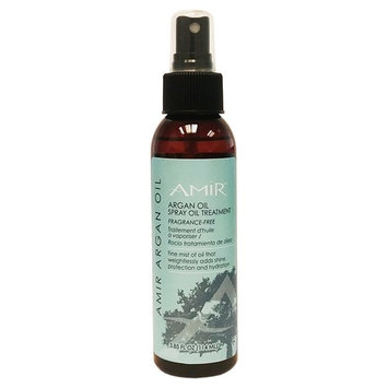 Amir Argan Oil Spray 3.85-ounce Oil Treatment