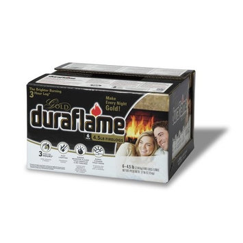 Duraflame Gold 4.5-lb Firelogs (Pack of 6)
