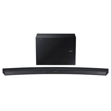 Hitachi Samsung 2.1 Channel Curved Wireless Soundbar - HW-JM4000C