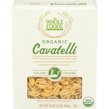 Whole Foods Market, Organic Cavatelli, 16 oz