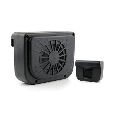 Yphone Cool Breeze Solar Powered Car Window Fan