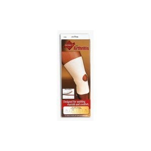 Sport Aid ; Thermadry Sportaid ThermaDry Knee Slip On Arthritic Open Patella Neoprene Beige Large - 1 Ea