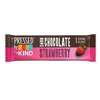 Pressed by KIND Fruit Bars, Dark Chocolate Strawberry, No Sugar Added, Non GMO, Gluten Free, 1.34oz Sample