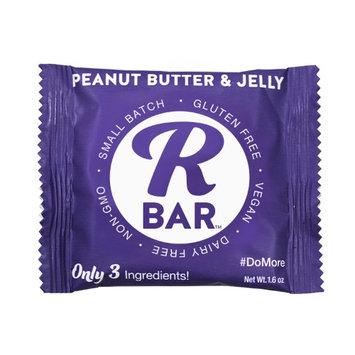 Rbar Energy Bar, Peanut Butter & Jelly, 10 Count