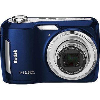 Kodak EasyShare C195 14 Megapixel Compact Camera - Blue