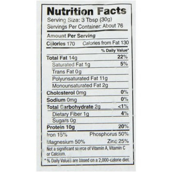 Nutiva Organic Shelled Hempseed, 80 OZ
