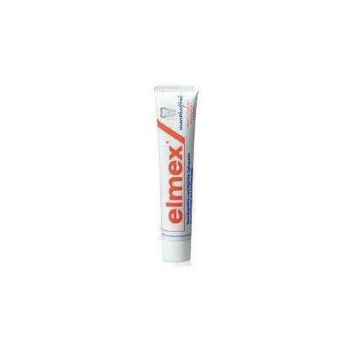 Elmex toothpaste without menthol, 2.53 fl. oz. (75ml) by Gaba