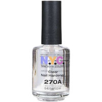 NYC Cosmetics Clear Nail Hardener 13.3ml