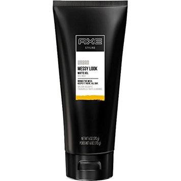 Axe Messy Look Matte Hold Gel 6 oz (10 Pack)