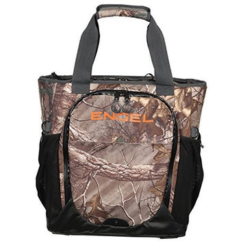 Engel ENGCB1-RT Soft Sided Backpack Cooler in Realtree Camo