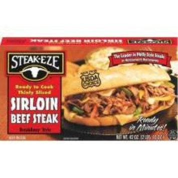Advance Food Starch Marinated Sirloin Beef Slice, 10 Pound - 1 each.