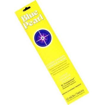 Blue Pearl, Incense Classic Sampler 10 Sticks