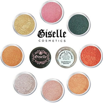 Eyeshadow By Giselle Summer Cupcake 8 Stack Eyeshadow