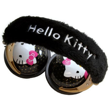 Sakar Hello Kitty Foldable Stereo Headphones
