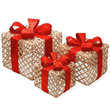 3pc Gift Box Assortment - National Tree Company