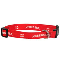 Hunter Manufacturing Nebraska Cornhuskers Dog Collar