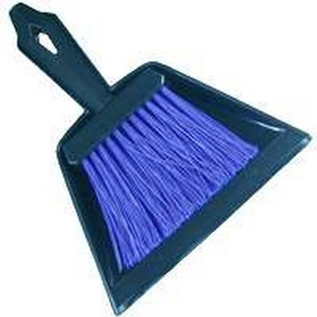 Birdwell Cleaning 376 Auto Whisk Broom and Pan