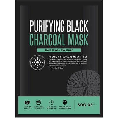 Soo Ae Purifying Black Charcoal Mask, 0.88 oz