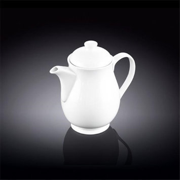 Wilmax 994027 450 ml Tea Pot White - Pack of 36