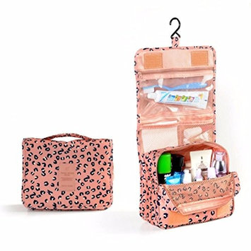 AutumnFall Pockettrip Hanging Toiletry Kit Clear Travel BAG Cosmetic Carry Case Toiletry