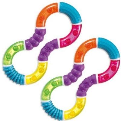 Munchkin Twisty Figure 8 Teether, 2 Count